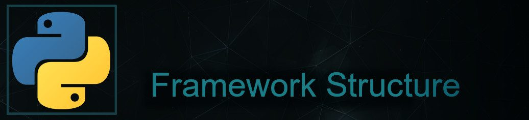 python-framework-structure