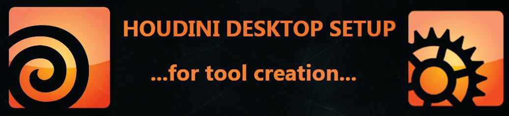 Houdini_Desktop_Setup