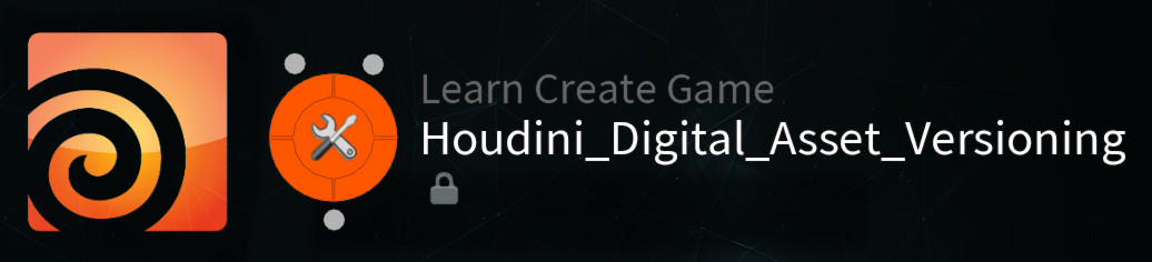 Houdini-Digital-Asset-Versioning